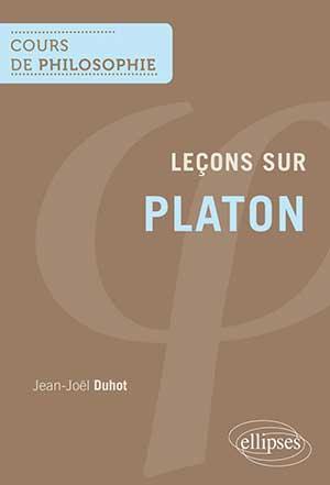 Jean-Joël Duhot, Leçons sur Platon