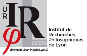 Logo Institut de Recherches Philosophiques de Lyon (UR IRPhiL)